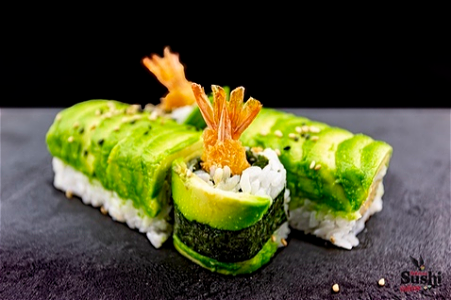 Foto Green Dragon roll 8st